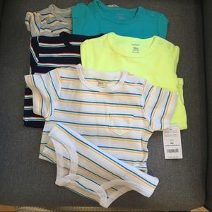 🆕 bundle of 5 bodysuits